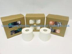 2/3 prix de gros Ply Salle de bains wc écologique paniers de bambou papier Rouleau de tissu