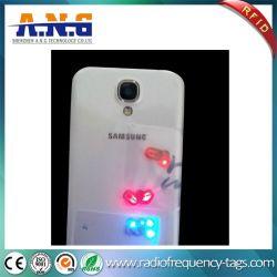 Лак для ногтей декор NFC лак для ногтей Арт советы наклейки телефон светодиодный индикатор мигать лак для ногтей наконечника сопла