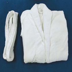プラシ天のMicrofiberの浴衣の人タオルのテリーの極度の柔らかい浴衣