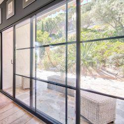Современные Jbd Безрамные стекла боковой сдвижной алюминиевые перегородки безрамные раздвижные двери системы
