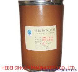 Fosfato Tilmicosin Nº CAS 137330-13-3 GMP Fabricante