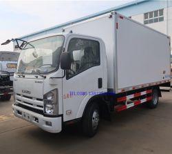 Isuzu 700p 5 тонны 6 тонны 7 тонн Ван погрузчика для продажи