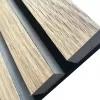 Kusrustic composto de fibra de poliéster com madeira Painel perfeito