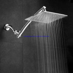 Della stanza da bagno del rubinetto degli accessori testa di acquazzone quadrata sottile dell'aria ultra -