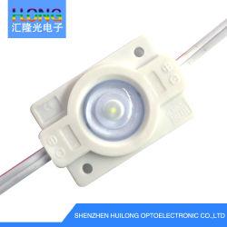 1.5W LED Baugruppen-Leistungs-Hintergrundbeleuchtung für einzelnes seitliches Cer des hellen Kasten-38*26mm