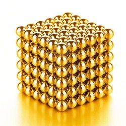 Oriente as esferas com magneto de neodímio de Mola Cordão Magnético