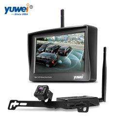 4.3Inch системы камеры заднего вида автомобиля с помощью беспроводного передатчика в салоне
