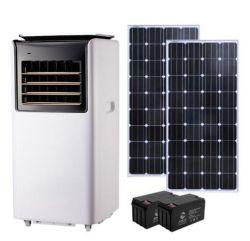 DC 24V mini l'Énergie solaire Énergie Climatiseur portable mobile