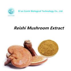 Природные lucidum ganoderma Reishi гриб extract Извлечь