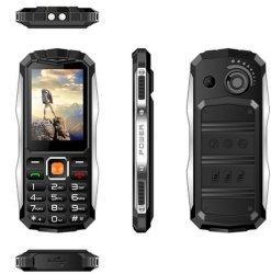 telefono della caratteristica di 2.4inch CDMA con la grande batteria 2800mAh e un disegno di 3 SIM dalla fabbrica cinese