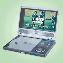 Draagbare Speler DVD/VCD/CD/MP3 met de Vertoning PS0045 van 7 '' TFT LCD