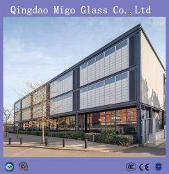 Spandrel muro cortina de vidrio para la fábrica de China