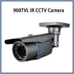Camera van de Veiligheid van kabeltelevisie van het toezicht 900tvl CMOS Varifocal de Waterdichte IRL Digitale