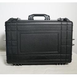 高い安全性装置の箱軍銃箱のプラスチック携帯用ケースの防水箱