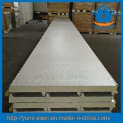 Aluminium Folie Staal Geïsoleerd Polyurethaan Dak Sandwichpaneel