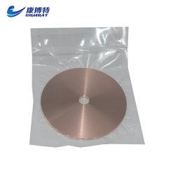 La mejor calidad de aleación de cobre Tungsteno Ring por petición de cliente
