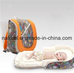 Le sac infantile de lit de camp de bébé d'enfants, course portent les huches pliables de bébé pour l'enfant en bas âge