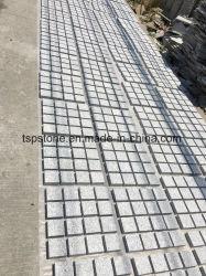 Pavimento em granito/Mesa/Pedra de calçada cúbicos / Espalhadoras Stone em cinza/preto/vermelho/amarelo
