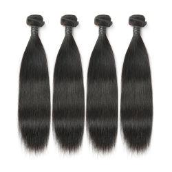 Bundels van het Haar van de Steekproef van de Groothandelsprijs de Vrije, 10A het Maagdelijke Braziliaanse Weefsel van het Haar, 100g Natuurlijk Menselijk Haar voor Zwarten
