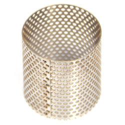 Os tubos perfurados Wleded em espiral para elementos de filtro