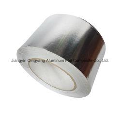 El papel de aluminio con adhesivo acrílico