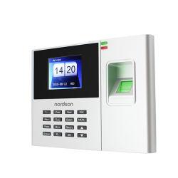 Простое управление благодаря 2,8-дюймовый цветной TFT экран USB во время считывания отпечатков пальцев для контроля доступа