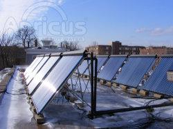Apricus etc. 30 주거와 상업적인 프로젝트를 위한 태양 물 난방 장치 태양열 수집기