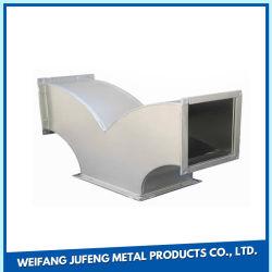 HVACのシステムによって絶縁されるシート・メタル適用範囲が広いダクトのための換気