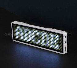 Tag nome display LED tutte le lingue OEM