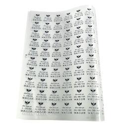Camiseta de transferencia de calor de la impresión de dibujos animados Prensa adhesivo para la venta
