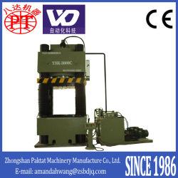 Paktat 3000ton Puder-verbindene Metallurgie-hydraulische Presse-Maschine