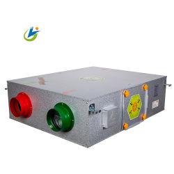 Het goedkope Ventilator van de Terugwinning van de Hitte van de Warmtewisselaar van het Ventilator van het Ruilmiddel van de Energie van de Verse Lucht