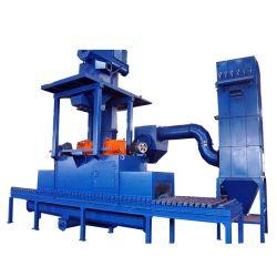 Bobina, Chapa de Aço de Granalhagem Seco Máquina de polimento