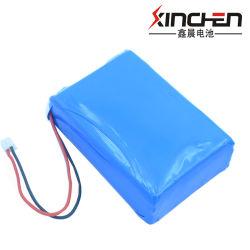 11,1V 186090 4000mAh Bateria de Lítio personalizado de saída de fábrica