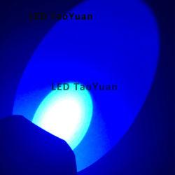 紫外線トーチ力LEDの軽い懐中電燈3W