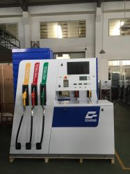 Luxo Zcheng dispensador de Combustível