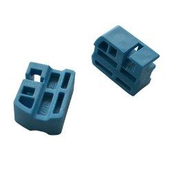 10 ABS van de Douane van de Fabriek van de jaar de Gevormde Insluitende Delen van de Injectie Plastiek