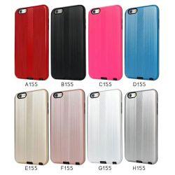 Custodie Personalizzate Per Telefoni Combinati Con Elettroplastrina Spazzolata Plus Per Iphone