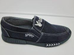 Lavé Denim coupe basse décontracté de style Jean chaussures de toile