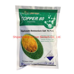 草制御Weedicideの除草剤のためのAgrochemical製品のGlyphosate (95%TC、41%IPA、360g/L SL、480g/L SL、75.7%WDG)