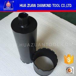 os bits de broca ocos do diamante do núcleo de 125mm para o concreto/reforçam o concreto
