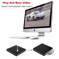 Externer USB Typ-c DVD Schreiber-Laufwerk