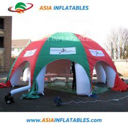 광고용 맞춤형 Inflatable X-Gloo 전시회막