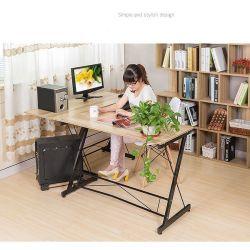 Modernos y minimalistas doble mesa de escritorio muebles 0315-2 de la esquina de gama alta.