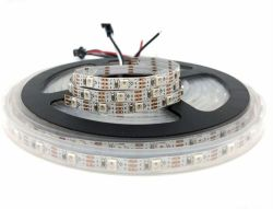 Tira de LED RGB digital direccionable luz color sueño/SK6812 SMD IC3535