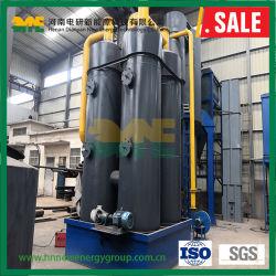 2020 Biomassa Gaseificação Gasifier para elevadores eléctricos de calor e energia de biomassa de plantas de Última Geração