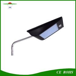 1000лм высокое качество IP65 81светодиодные лампы на открытом воздухе солнечного датчика движения настенный светильник