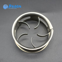 Cmr 0p, 1p, 1.5p 316 ss каскад металлическое кольцо с крюка