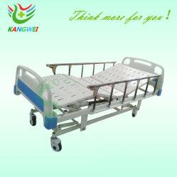 Krankenhaus-Bett Vier-Kurbel Bett mit fünf Funktions-medizinischem Krankenpflege-Bett