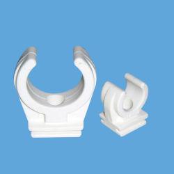 Basis 20mm PE Plasitc de Enige Klemmen van de Pijp van het Bevestigingsmiddel van de Pijp van de Ring